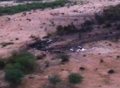 News video: Officials Recover Black Box Recorders at Mali Crash Site