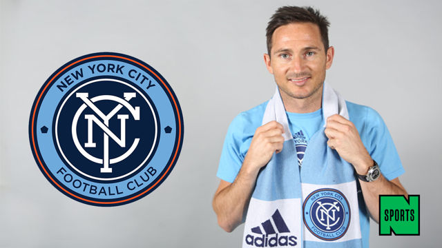 News video: Interview: Frank Lampard Talks About Moving to NYC FC, Leaving Chelsea, and the Best Moment of His Career