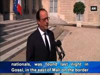 News video: No survivors in Air Algerie plane crash: Hollande