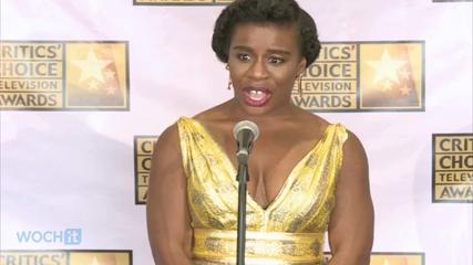 "News video: Chelsea Handler To Uzo Aduba: ""I Thought You Were Crazy"""