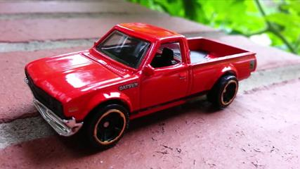 News video: CGR Garage - DATSUN 620 Hot Wheels review
